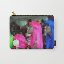 Wigs Carry-All Pouch