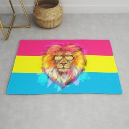 The Pan Lion Pride Rug