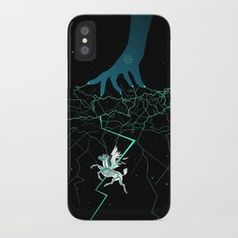 Constellation of Pegasus iPhone Case