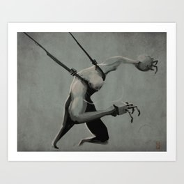 slave Art Print