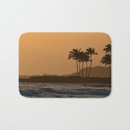 Sunset in Kauai Bath Mat