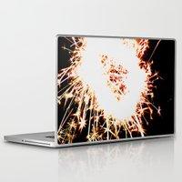 sparkle Laptop & iPad Skins featuring sparkle by AleArcangeli