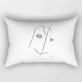 Demeter Moji d13 3-3 w Rectangular Pillow