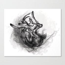 Inlé Canvas Print