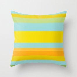 Scandinavisk mandarin Throw Pillow