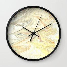 swirl to my loop Wall Clock