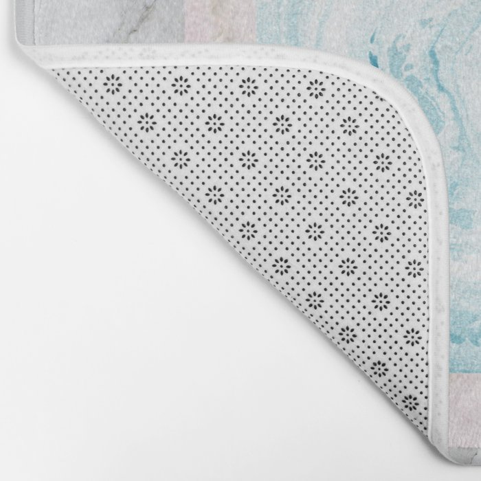 MARBLE FANTASY DESIGN Bath Mat