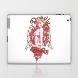 Deadly goody Laptop & iPad Skin