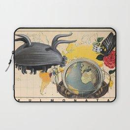 Pulmonata Around the World Laptop Sleeve