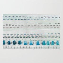Sea Stitch Rug