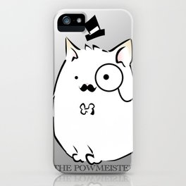 The Powmeister iPhone Case