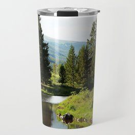 Breckenridge Lakeside Travel Mug