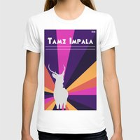 tame impala T-shirts featuring Tame Lsd by OEVB