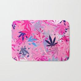 Marijuana Cannabis Weed Pot Bath Mat