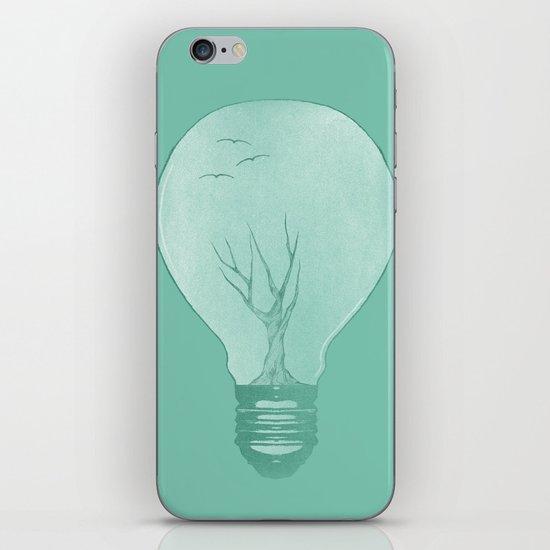 Ideas Grow 2 iPhone & iPod Skin