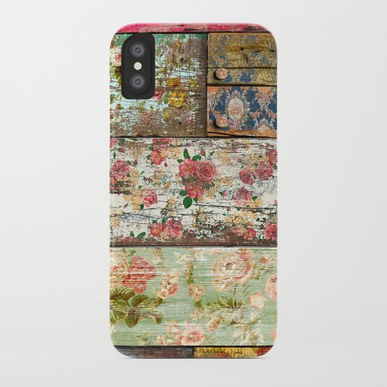Lady Rococo iPhone Case