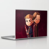 winchester Laptop & iPad Skins featuring Winchester brothers by Kaori