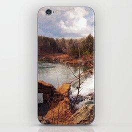 Marble Creek iPhone Skin