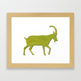 Chinesse New Year - Goat Year - zodiac sign Framed Art Print