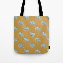 mammoth graphic | feyerabend illustration Tote Bag