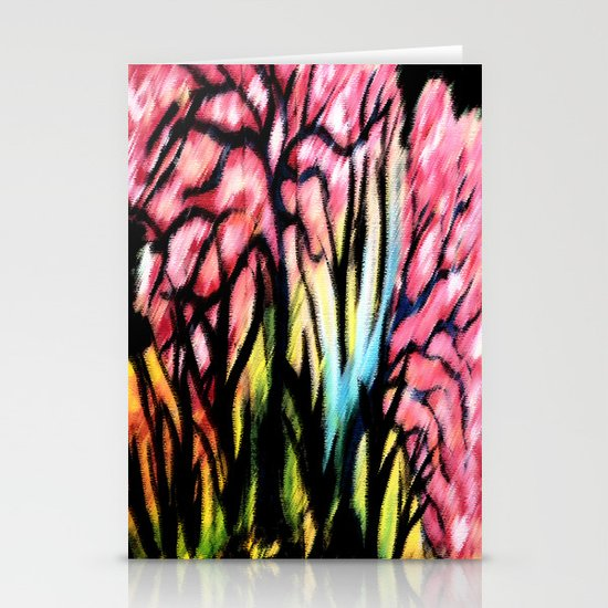 Hiding Drapes Stationery Cards