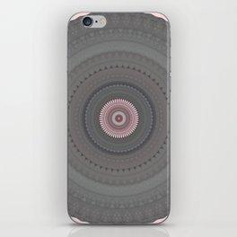 Wheel Within A Wheel iPhone Skin