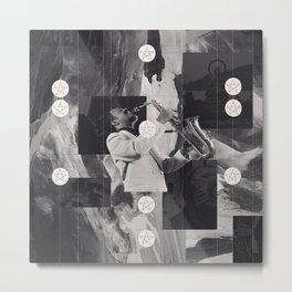 Albert Ayler 1 Metal Print