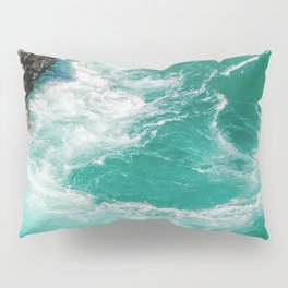 Whitewater Vortex Pillow Sham