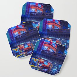 Tokyo Nights / Anime Town / Liam Wong Coaster