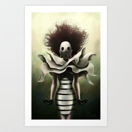 Gloryhole Art Print