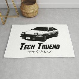 Tech Trueno Rug