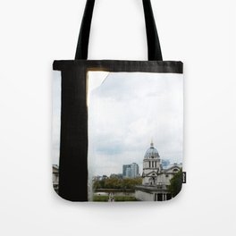 View from the Queen's House Tote Bag