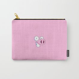 Pig Face Smile Carry-All Pouch