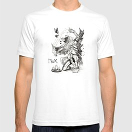 The Raven Wizard T-shirt