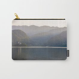 Bohinj Lake Carry-All Pouch