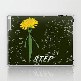 Dandeliono Character poster (STEP) Laptop & iPad Skin