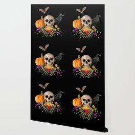 Halloween candy keeper Wallpaper