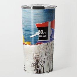 Metro A4 Travel Mug