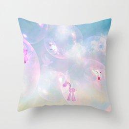 A JOY RIDE FOR KIDS Throw Pillow
