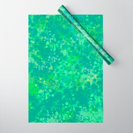 Spring Pollen Wrapping Paper