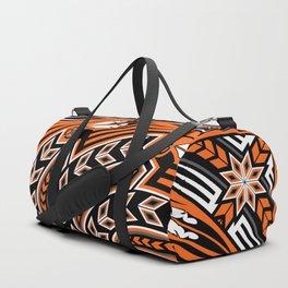 Wind Spirit (Orange) Duffle Bag