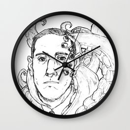 Unnamable Wall Clock
