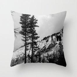 Mammoth Lakes 3 Throw Pillow