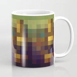 Pixel Art Coffee Mug