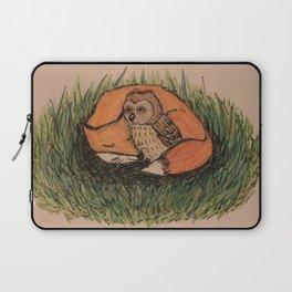 Fox & Owl Laptop Sleeve
