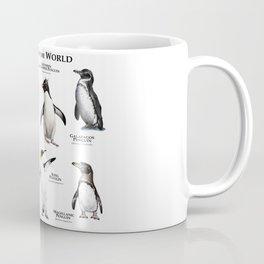Penguins of the World Coffee Mug