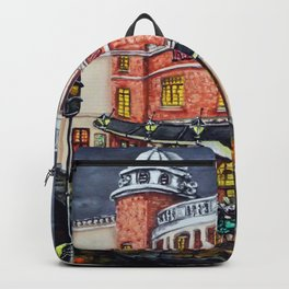 The New Theatre, Cardiff Backpack