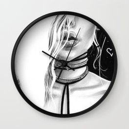 Girly Wall Clock