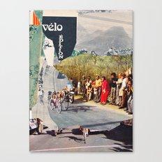 Cyclis Me II Canvas Print