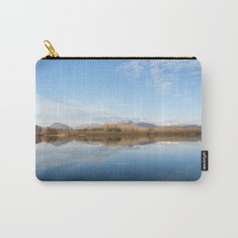 A blue lake Carry-All Pouch